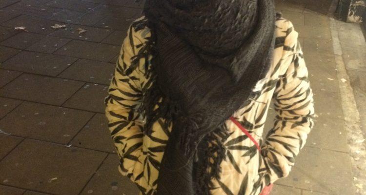 Kong Girl was cold