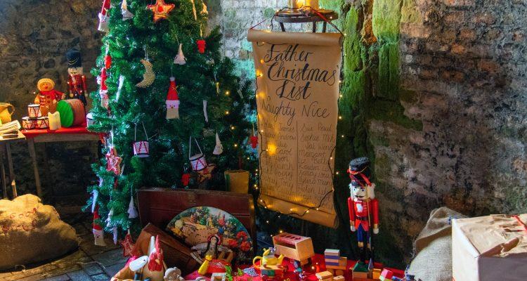 Christmas presents naughty or nice list